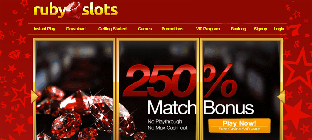 Ruby-slots-casino review