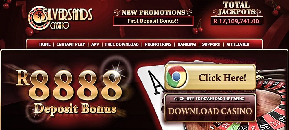 Silversands Casino Review